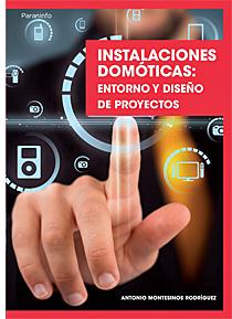 Libro Instalaciones domóticas: entorno y diseño de proyectos