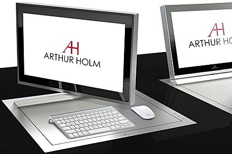 Monitores Dynamic 3 motorizados de Arthur Holm