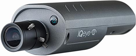 Cámara IQeye-7 de IPtv