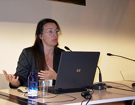 Intervención de Hager durante el IV Congreso KNX