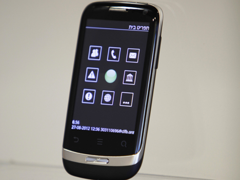 Dispositivo RAY desarrollado por Qualcomm y Project RAY para personas con discapacidad visual