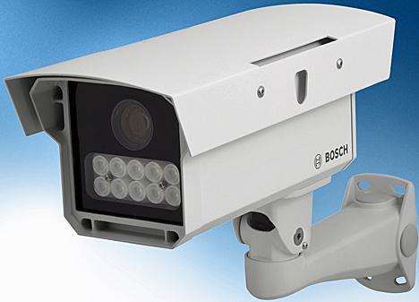 Cámara Dinion Capture de Bosch Security Systems