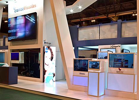 Soluciones LCD de Crambo Visuales