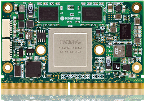 Módulo ARM ULP-COM-sAT30 de Kontron