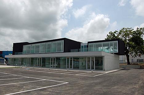 Sede de SAPIENX en Gijón, Asturias