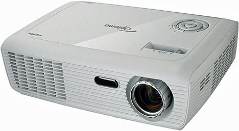 Proyector Optoma HD6720 de Crambo Visuales
