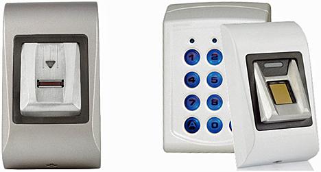 Lectores biométricos de Carmar