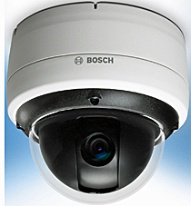 Cámara Domo HD de Bosch Security Systems