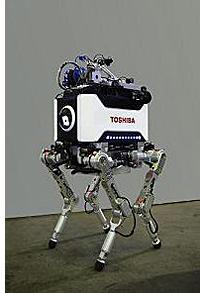 Robot de Toshiba para acceder a las zonas peligrosas de Fukushima