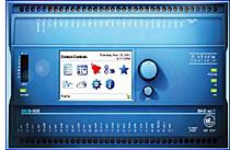 Nueva gama de controladores de Distech con pantalla gráfica incorporada