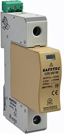 Dispositivo SAFETEC de Iskra Zascite