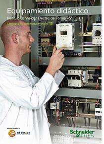 Catálogo de Equipos Didácticos de Schneider Electric