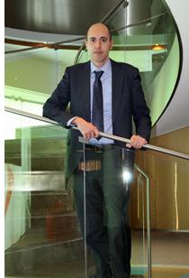 Álvaro García Dols, Consultor en el Área de Arquitecturaras Tiempo Real en Indra