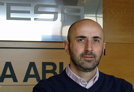 Carlos Valenciano, nuevo Sales Manager para España de accesos Smartair en Tesa