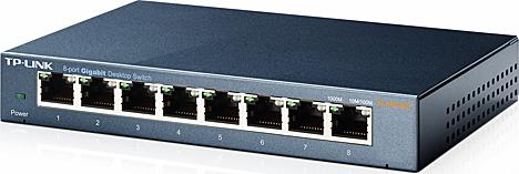 Router de TP-LINK TP-SG108