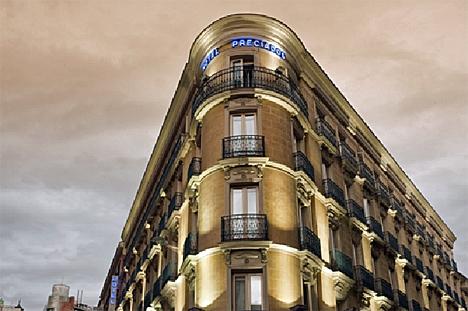 Hotel Preciados de Madrid, domotizado por Ingeniería Domótica