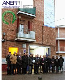 Actuadores del proyecto PREI, de la ANERR