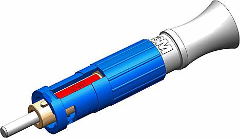 Conector de fibra óptica de 3M