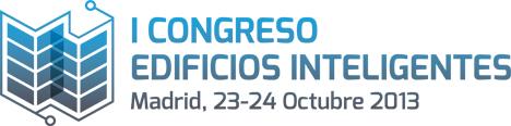 Logo del I Congreso Edificios Inteligentes