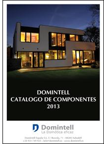 Catálogo 2013 de Domintell