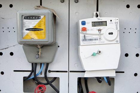 Contadores para la telelectura del consumo energético
