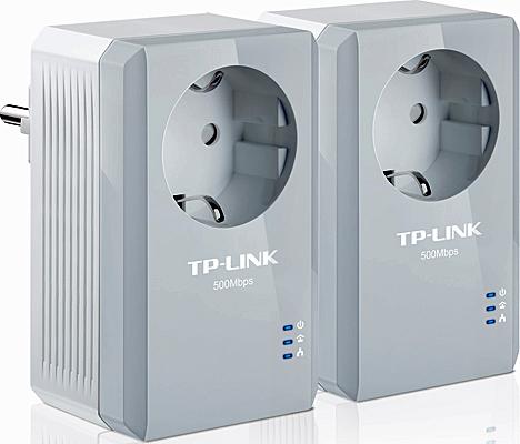 Adaptadores Powerline NANO de TP-LINK
