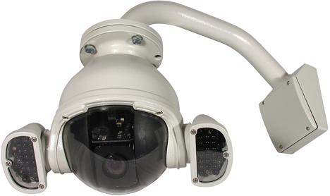 Cámara de 360 Vision Technology