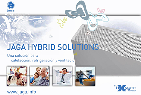 Catálogo de Jaga: Jaga Hybrid Solutions