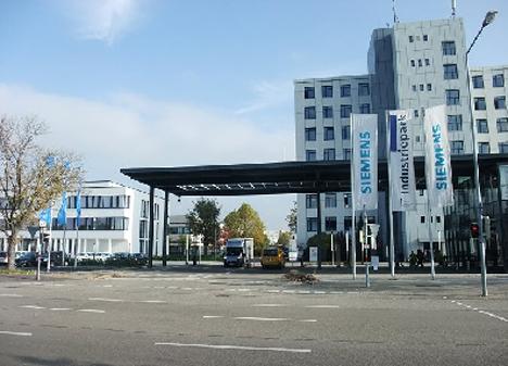 Sede de Siemens en Alemania