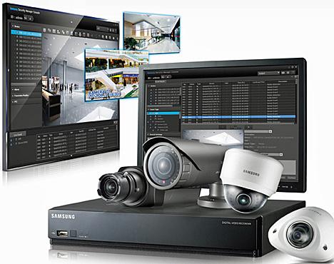 Novedades de Samsung en IFSEC
