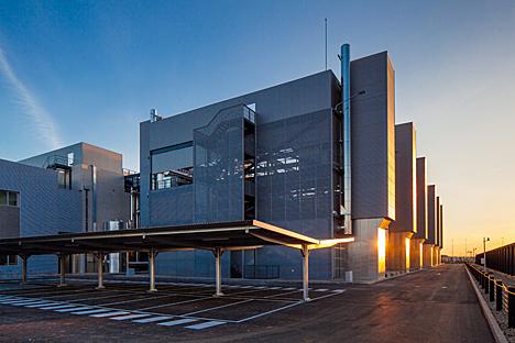 Data Center de Telefonica en Alcalá de Henares