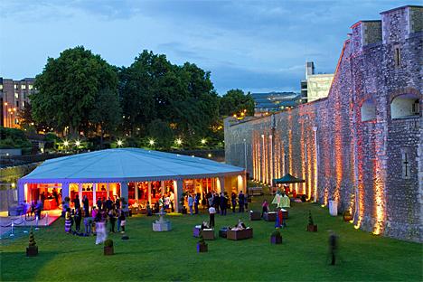CEDIA Awards en el Pavilion Tower of London
