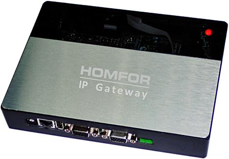 HOMFOR IP Gateway de Foresis