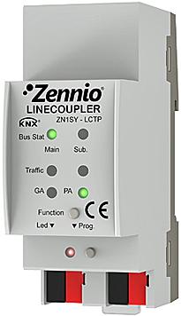 Dispositivo Linecoupler de Zennio
