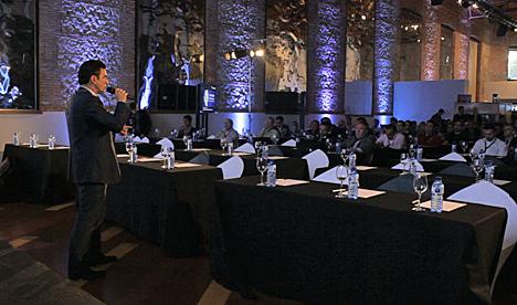 III Simposium Digital Signage de Crambo Visuales
