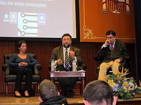 Diego Soriano, Program Manager de la Fundación CENTAC