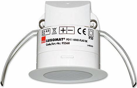 Detector de presencia PD11-KNX-FLAT-FT de B.E.G. Luxomat