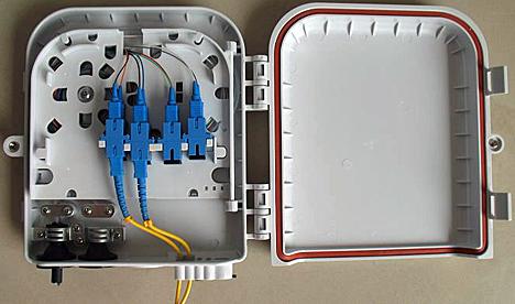Serie FDB de cajas para splitters y distribución de C3 Cables y Componentes