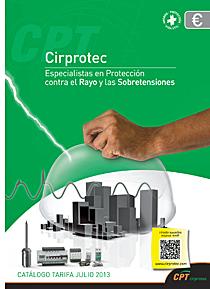 Nuevo catálogo tarifa de Cirprotec