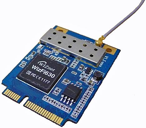 Módulo Gateway Wifi de Wiznet