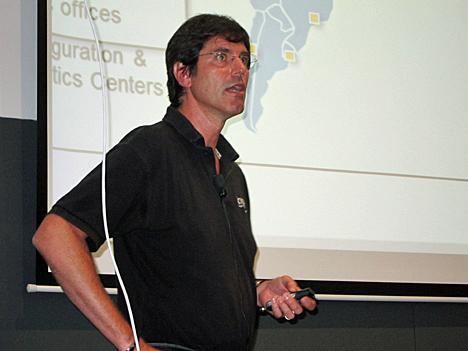 Rafael Ibáñez, Key Account Manager de Axis