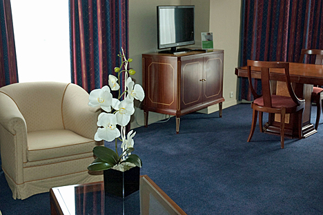 Habitacion Holiday Inn