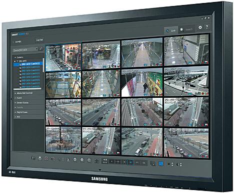 Software SmartViewer de Samsung Techwin
