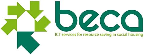 Logo del proyecto BECA