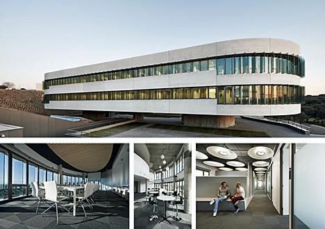 Nueva sede de IMDEA Software