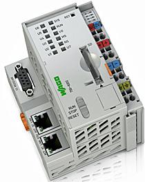 Controlador Wago PFC200