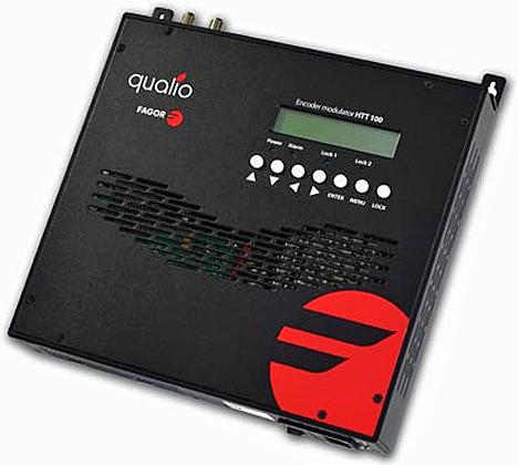 Modulador Digital Qualio de Fagor Electrónica