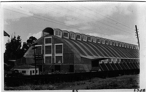 Imagen antigua del Edificio Embarcadero