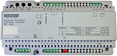 Interface Telefónico de Fermax