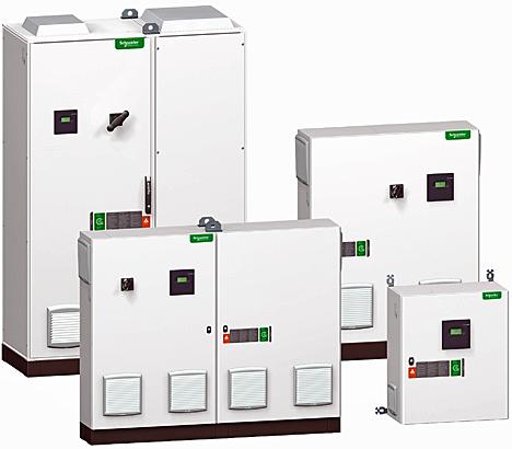 Baterías automáticas VarSet de Schneider Electric